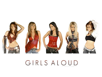 Girls Aloud Members Wallpapers - Cheryl Cole - Nadine Coyle - Sarah Harding - Nicola Roberts - Kimberley Walsh Wallpaper
