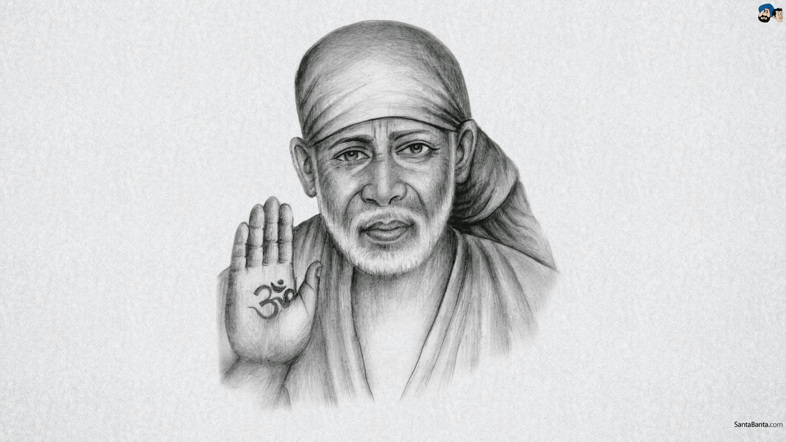 urstruly suresh lord sai baba wallpapers