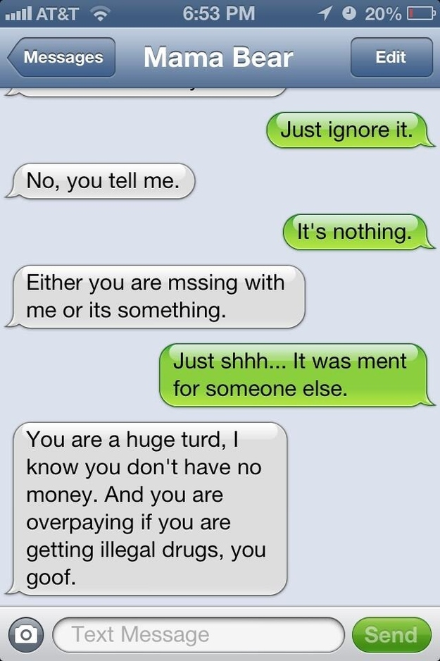 dirty texts to send your man