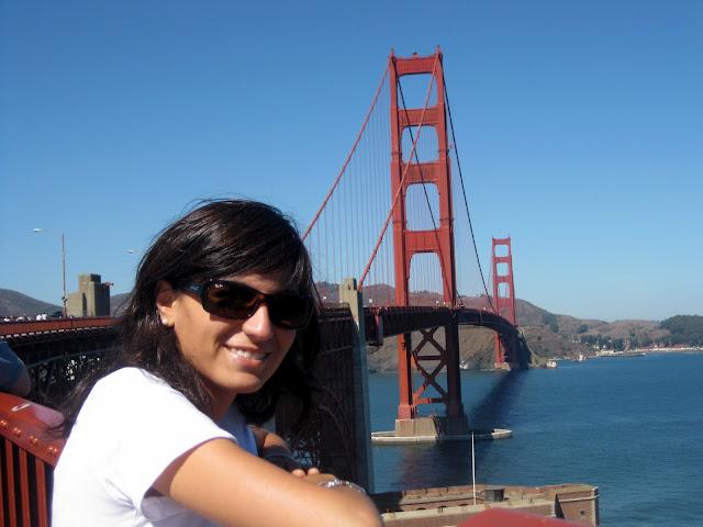 Golden Gate, San Francisco, Puente rojo