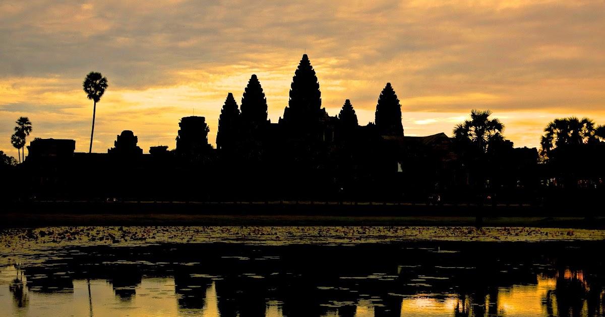 O REINO ENCANTADO DO CAMBODIA | Viajar pelo Mundo!