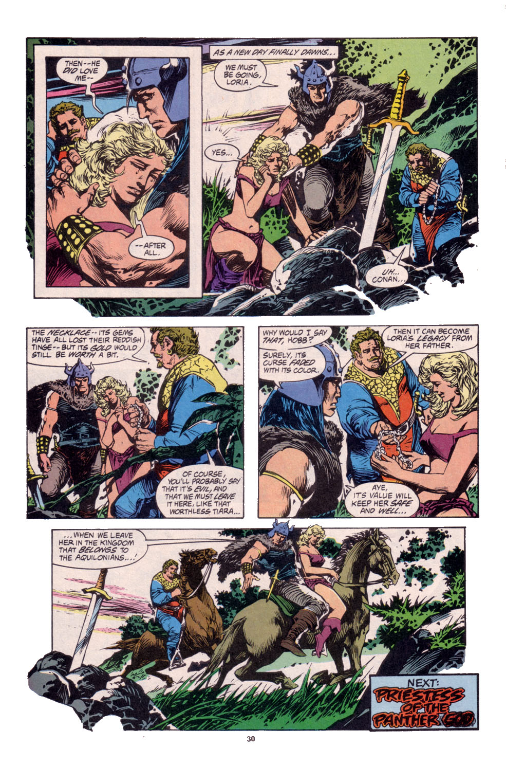 Conan the Barbarian (1970) Issue #261 #273 - English 23