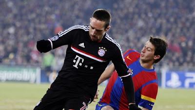Basilea Bayern Monaco 1-0 highlights sky