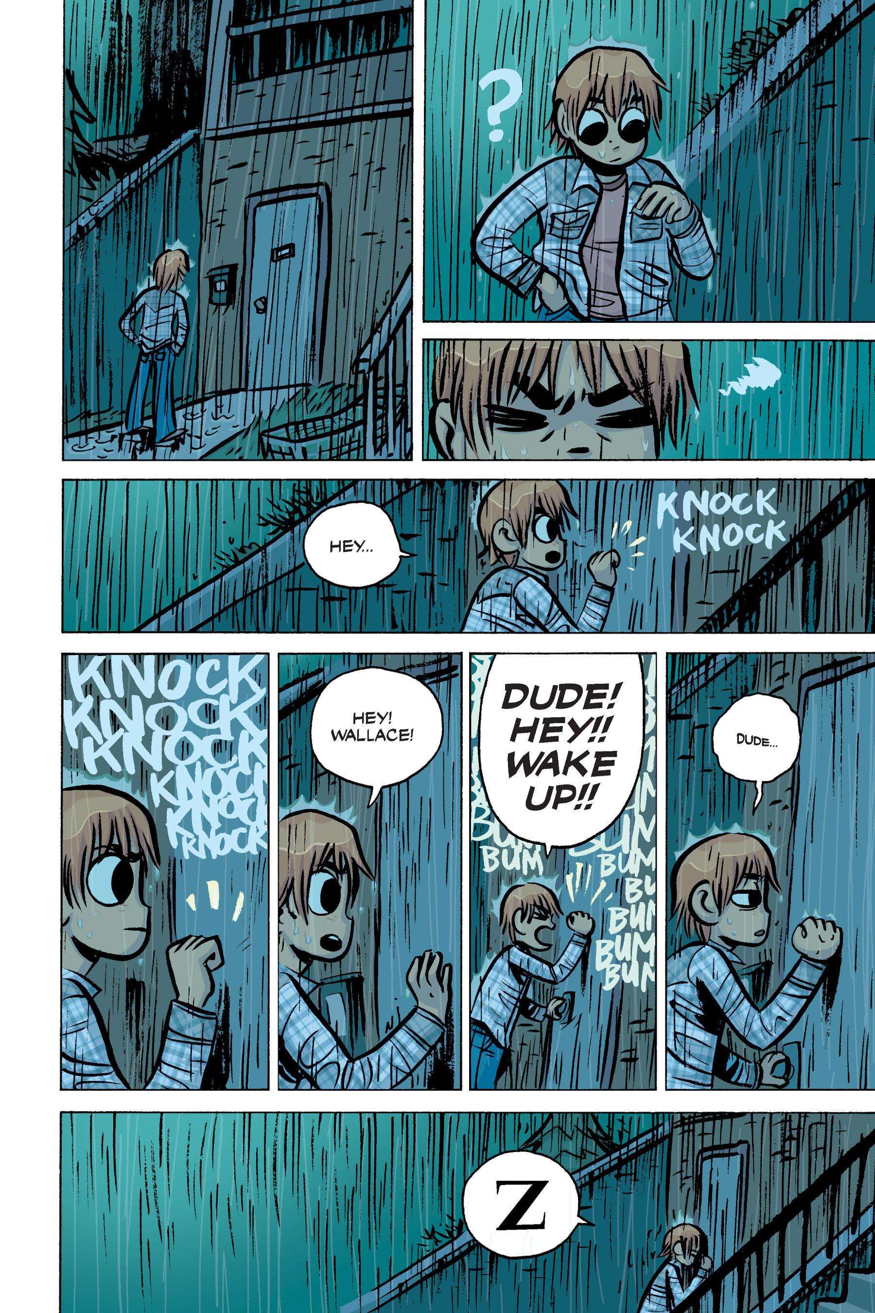 Read online Scott Pilgrim comic -  Issue #3 - 52