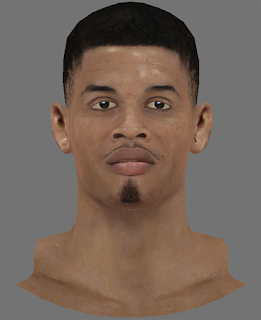 NBA 2K14 Gerald Green Next-Gen Face Mod