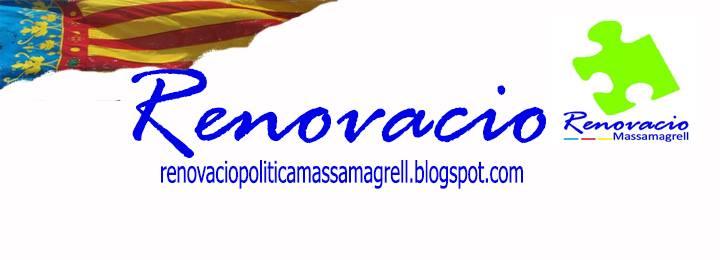 RENOVACIO POLITICA MASSAMAGRELL