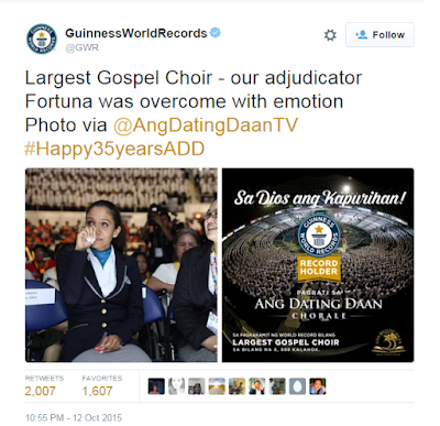 35th anniversary ang dating daan live streaming 10