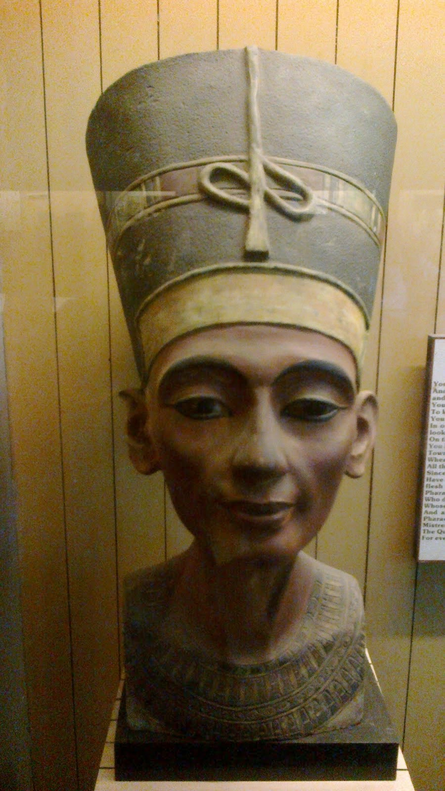Queen Nephretus of Egypt