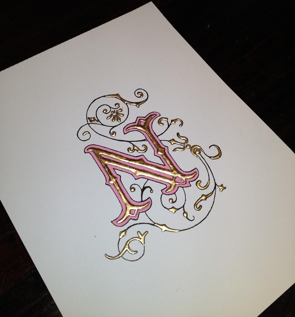 Kimberly Schlegel Whitman Category Halo Calligraphy