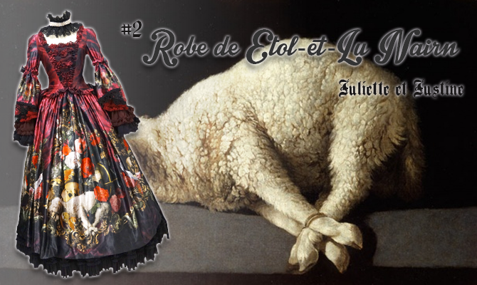 juliette et justine gothic lolita bible collaboration