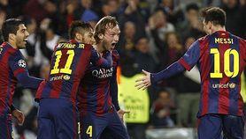 Barcelona vs Manchester City 1-0 Video Gol