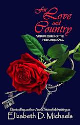 FOR LOVE AND COUNTRY by Elizabeth D. Michaels