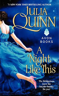 A Night Like This book cover