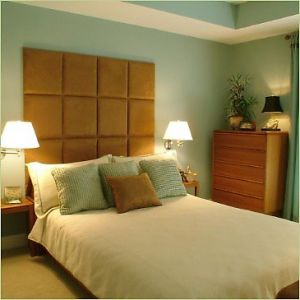 staging decorating on the cheap cardboard creations. Black Bedroom Furniture Sets. Home Design Ideas
