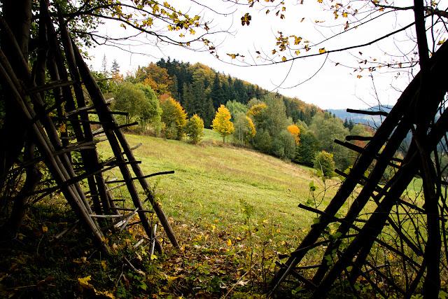 Fotografia krajobrazowa Beskidu Śląskiego. Okolice Stożka. fot. Łukasz Cyrus, Katowice