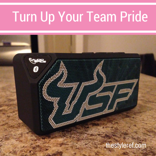 Turn Up Your Team Pride with a College Team Bluetooth Speaker