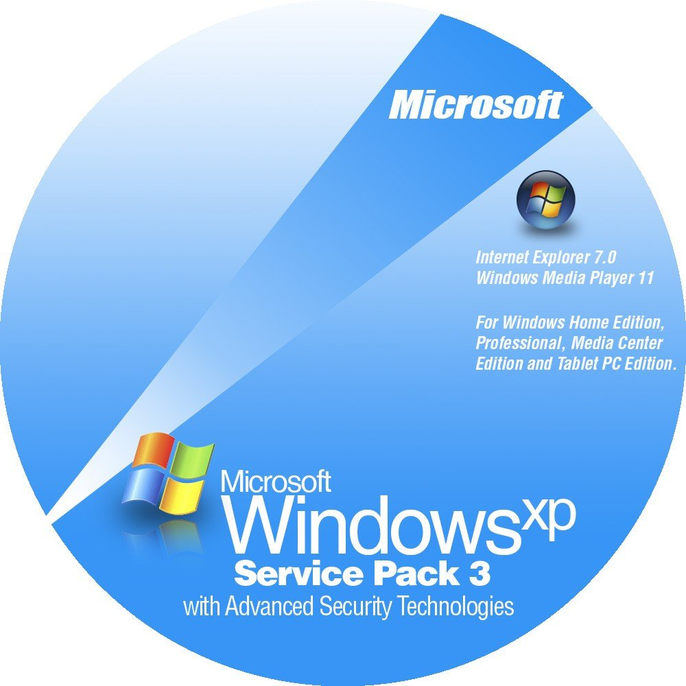 Download Free Windows XP 64 Bit Highly Compressed ISO Image (6 in 1) !