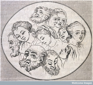 Wellcome Library Insight - Fascinating Faces (UK)