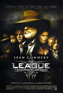 The League of Extraordinary Gentlemen (2003) 720p