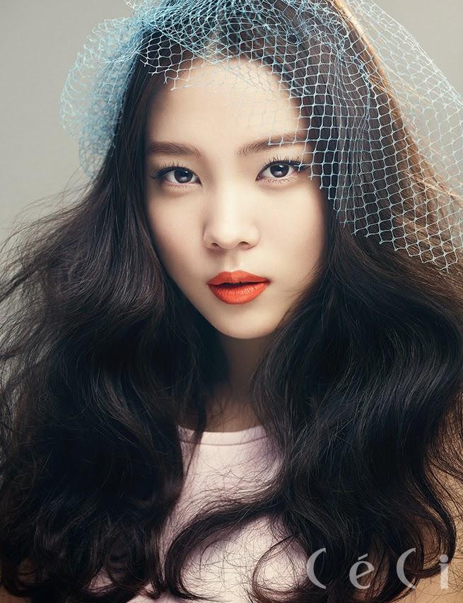 Yoon So Hee - CeCi February 2014