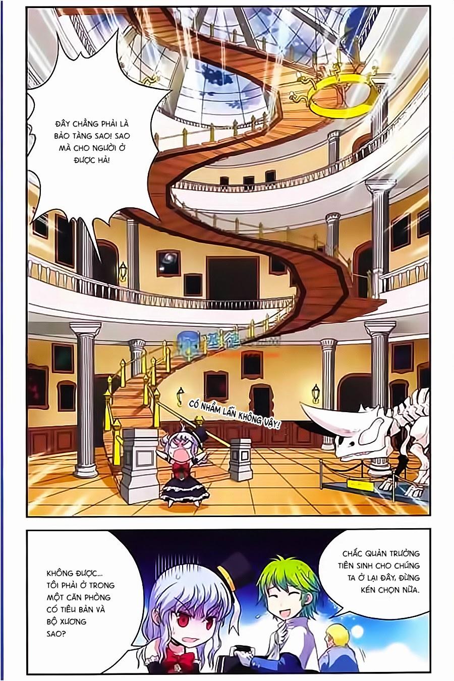 Ma Tạp Tiên Tông chap 10 - Trang 10