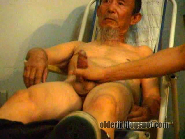 Love Old men big dick bitch! love