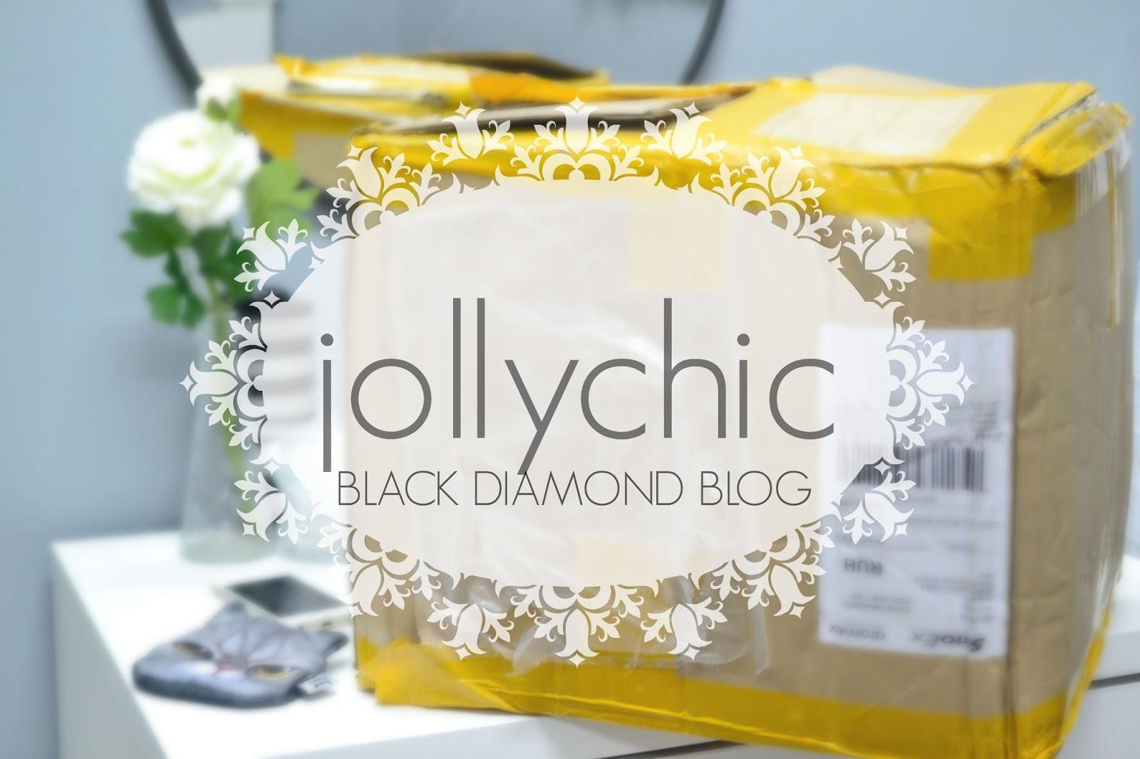 382243c3236c7 Black Diamond   تجربتي من موقع جولي شيك jollychic ! محدث