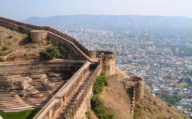5 Bangunan Megah dan Menakjubkan di Kota Jaipur