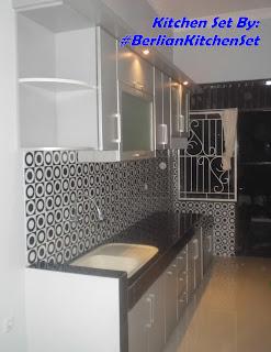Berlian Kitchen Set Minimalis Murah Desain Kitchen Set