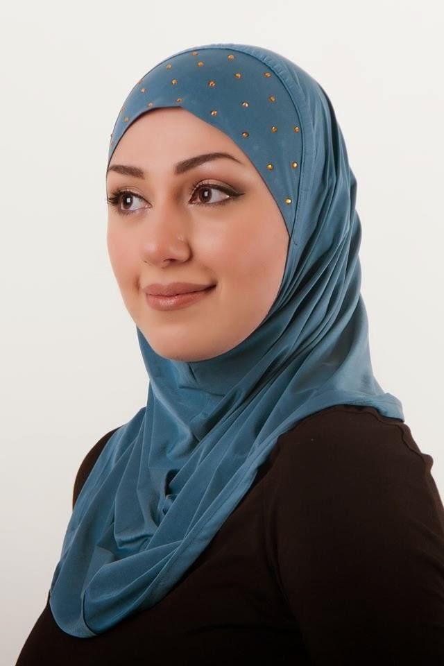 Beautiful Hijab Clothing 2014