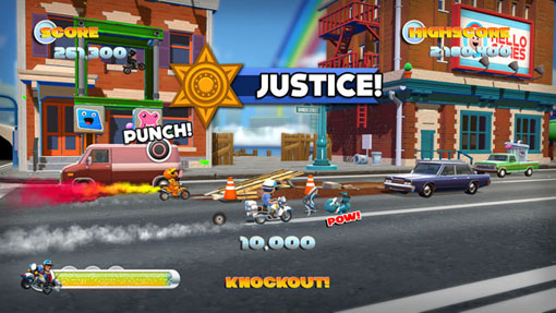 Joe Danger 2: The Movie Will Be Available On PSN