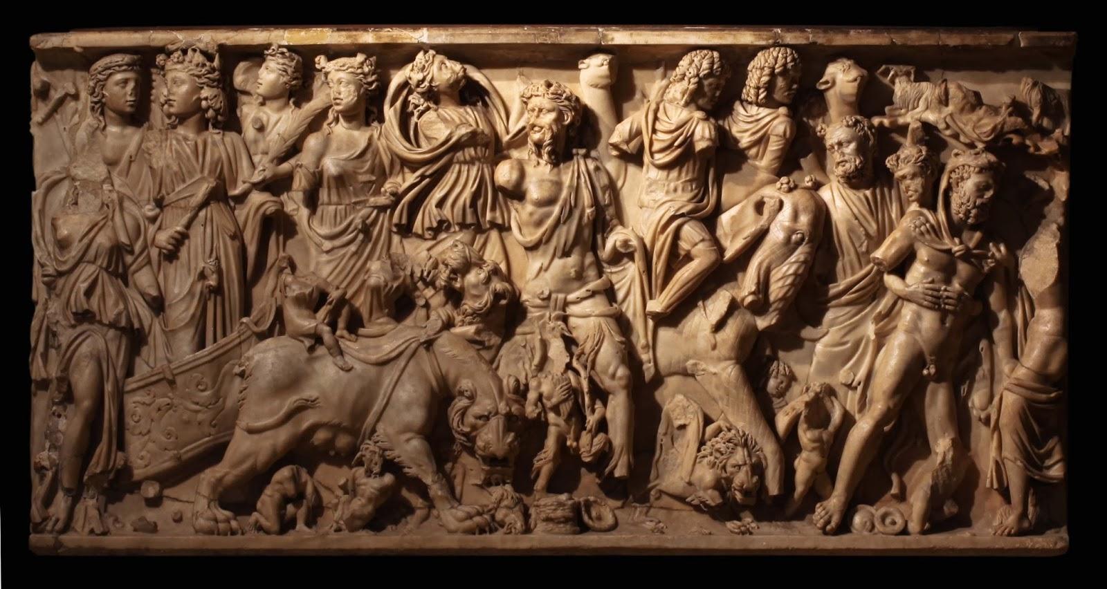 Dieu grec de l'amour érotique