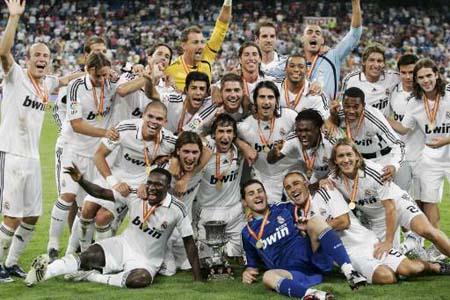 Story Real Madrid FC: Pemain - pemain terbaik Real Madrid