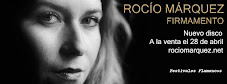 """FIRMAMENTO"" NUEVO DISCO DE ROCÍO MÁRQUEZ -  A LA VENTA 28 DE ABRIL CLIC SOBRE LA IMAGEN"