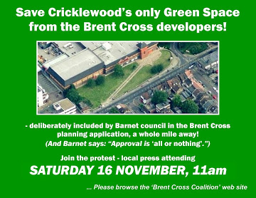 Instead of Consultation, Workshops & Debate, Barnet went for Arrogance, Incompetence & Corruption