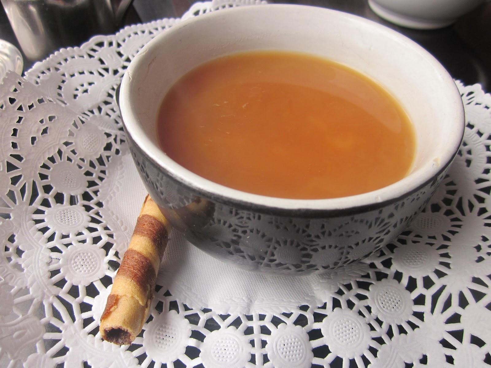 Halladay S Tea Room Menu