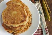 Cattail Paleo Pancakes