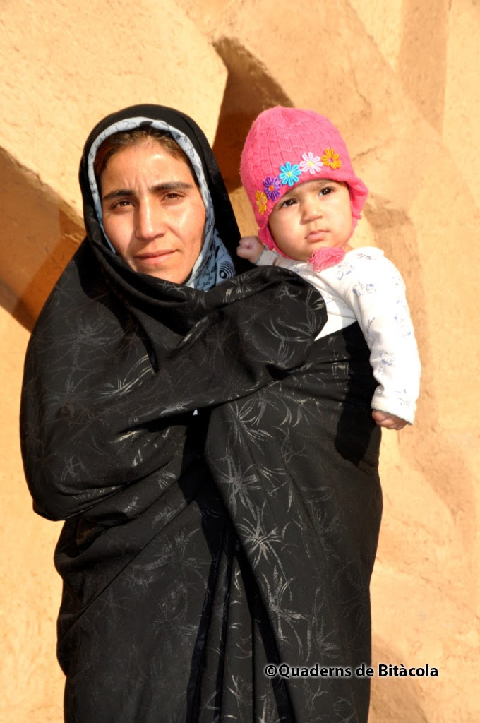 mujer iraní, Iran, Yazd