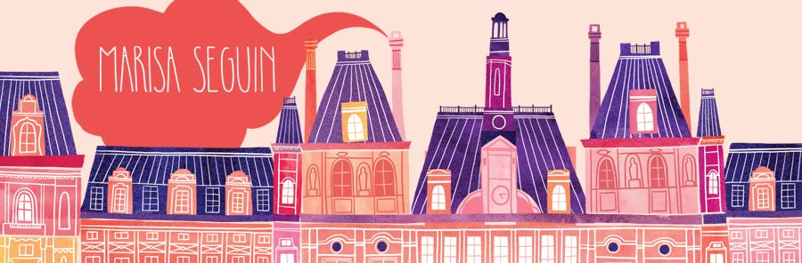 Marisa Seguin Illustration & Design