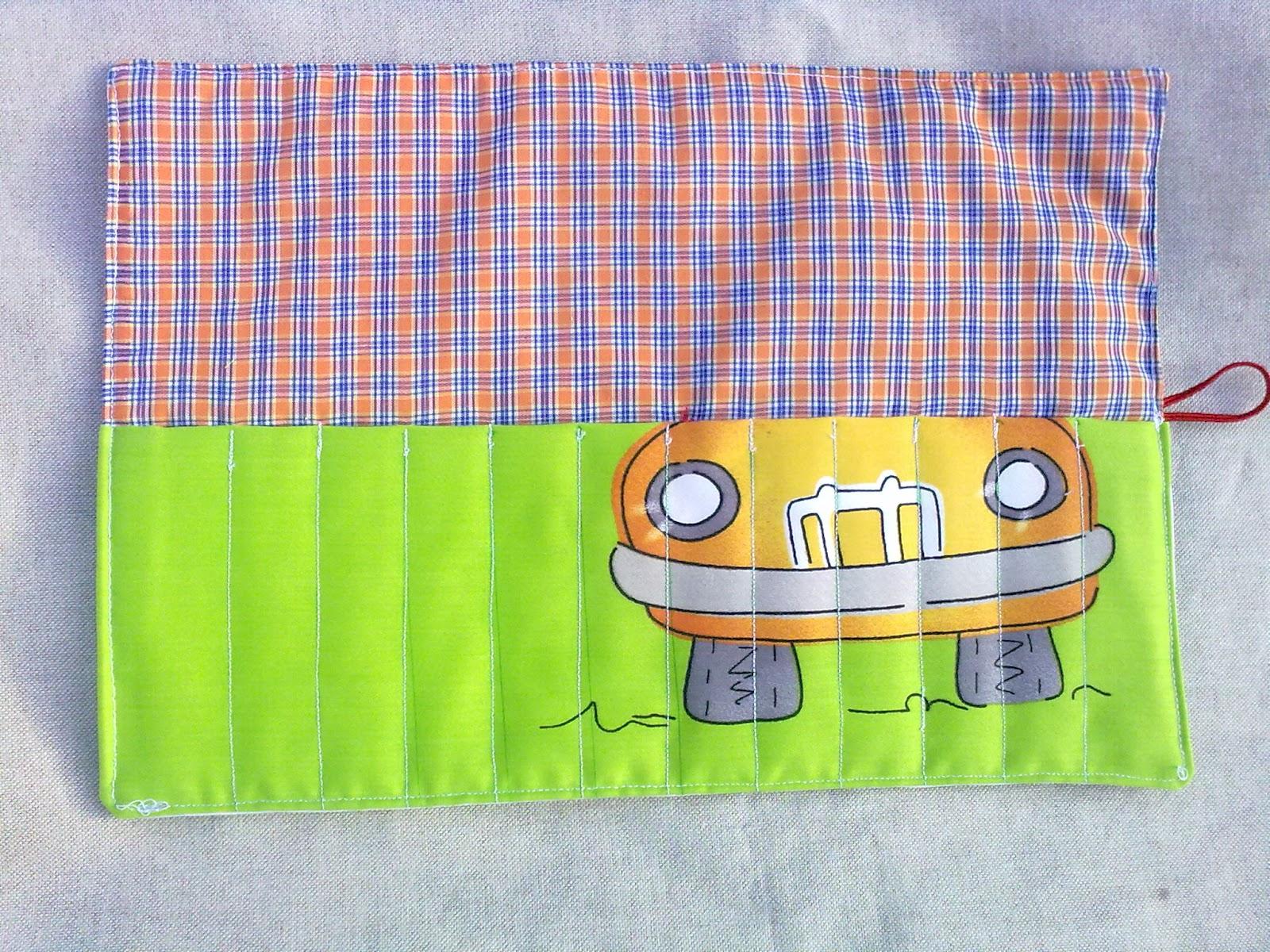 Bolsa Para Lapis Em Tecido : Tecidos da tita bolsas de l?pis