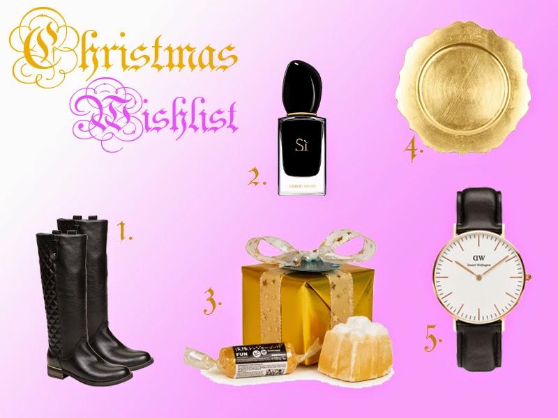 Wishlist Christmas