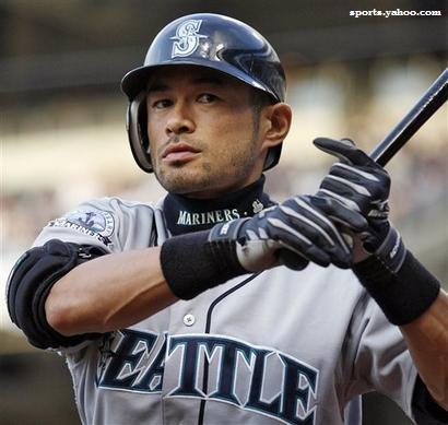 Cleavie Wonder: Get Off Ichiro's Back!