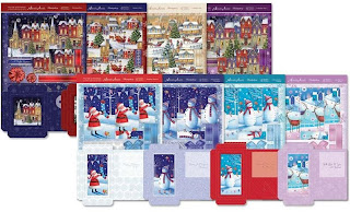 Hunkydory 3 for 2 Collection of Christmas card kits