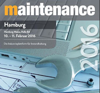 Feria Maintenance Hamburgo 2016, Alemania