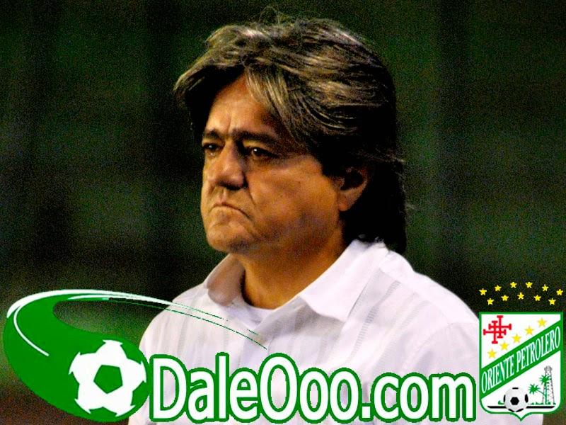 Oriente Petrolero - Jose Ernesto Keko Álvarez - DaleOoo.com web del Club Oriente Petrolero