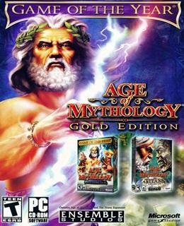 Age of Mythology: Gold Edition PC Box