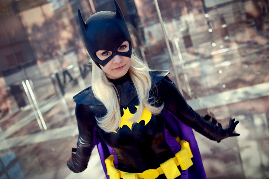 Batgirl: Stephanie Brown V by *Aigue-Marine