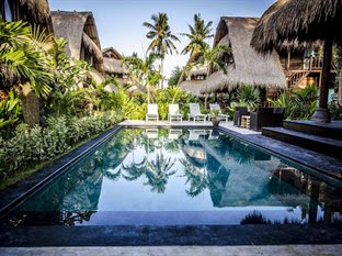 Hotel Murah Pulau Lembongan - Tigerlilly's Boutique Hotel
