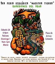Primera Feria Ecológica en Celendín
