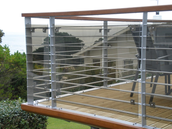 Stainless steel fabricator iron works specialist sales for Terrace railings design philippines
